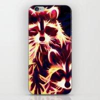 Midnight Bandits iPhone & iPod Skin