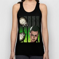 In space no one can hear you scream Unisex Tank Top