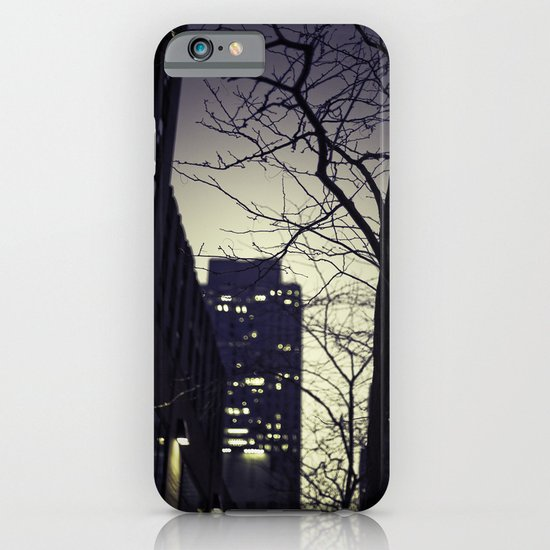 Morning  at 30 Rock iPhone & iPod Case