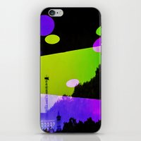 An Altered View Of NYC iPhone & iPod Skin