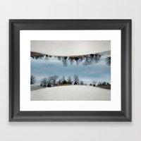 Hamilton, Illinois Framed Art Print