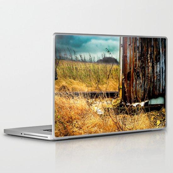 The Rail Laptop & iPad Skin