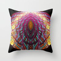 Intimate Throw Pillow