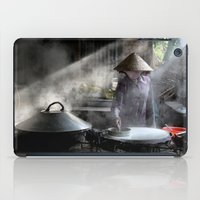 The Rice Noodles Maker   (c) iPad Case