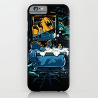 iPhone & iPod Case featuring Midnight Crisis by Don Lim