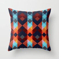 Patagonia, Sky Throw Pillow