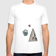 Insightful SMALL Mens Fitted Tee White