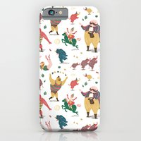 The Circus is coming to town! iPhone 6 Slim Case