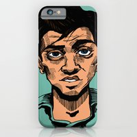 iPhone & iPod Case featuring nrgn by Daria