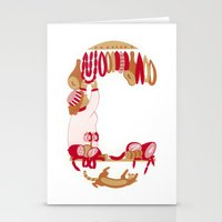 C As Charcutière (Pork … Stationery Cards