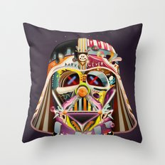 DAD Throw Pillow