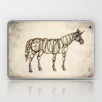 Scribbled Unicorn Laptop & iPad Skin
