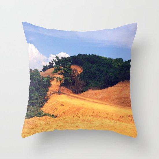 Let Rip Throw Pillow