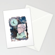 Stephen Hawking Stationery Cards