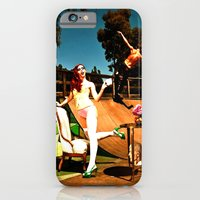 iPhone Cases featuring GLAMIFORNIA by Glamifornia