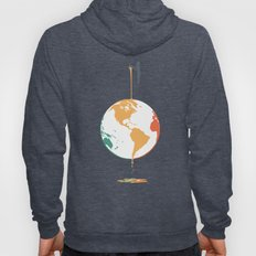 Fill your world with colors Hoody