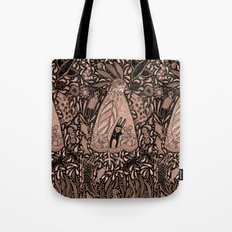 Dangers in the Forest Tote Bag