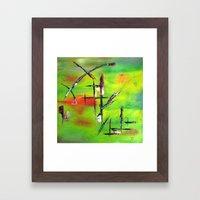 5 of 6 Framed Art Print