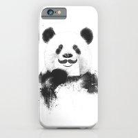 Funny Panda iPhone 6 Slim Case