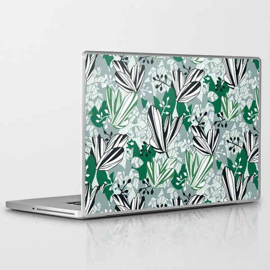 peppermint Laptop & iPad Skin