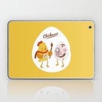 Chickasso Laptop & iPad Skin