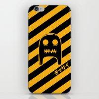 The Strange & Scary Adve… iPhone & iPod Skin
