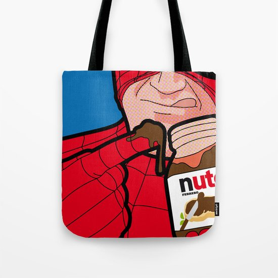 The Secret Life of Heroes - flavourfulTreat Tote Bag