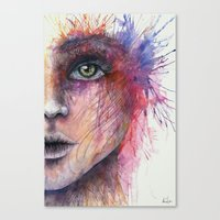 Intrepidity Canvas Print