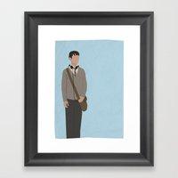 500 Days Of Summer Poste… Framed Art Print