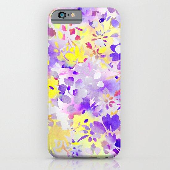 Floral Spirit 2 iPhone & iPod Case