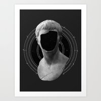 Celestial Mind Art Print