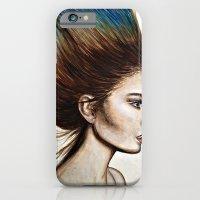 Ombre Hair (Mirror) iPhone 6 Slim Case