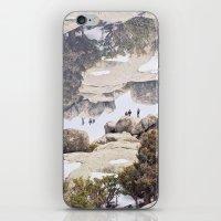 Old Rag Mountain iPhone & iPod Skin