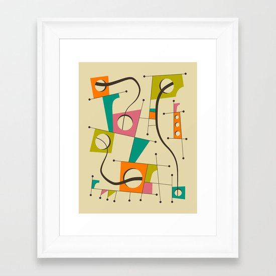 OBJECTIFIED #10 Framed Art Print
