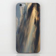 Sunset Over Lake Michigan iPhone & iPod Skin