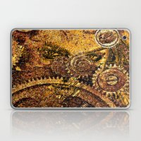 Ancient Mechanism Laptop & iPad Skin