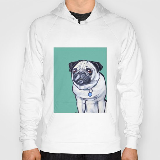 Pancake the Pug Hoody