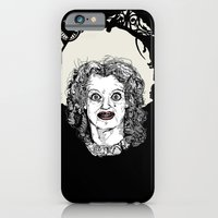 iPhone & iPod Case featuring what ever happened to baby jane? by Chris Brake