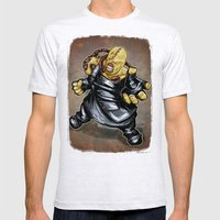 Nemesis: Resident Evil Mens Fitted Tee Ash Grey SMALL