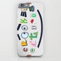 Smiling Octopus iPhone 6 Slim Case