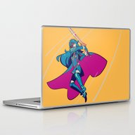 Critical Hit Laptop & iPad Skin