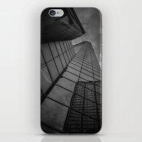 Looking Up; Feeling Grey… iPhone & iPod Skin
