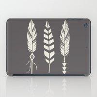 Gypsy Feathers iPad Case