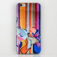 Wall-Art-009 iPhone & iPod Skin
