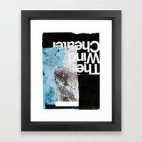 TheWindCheater Framed Art Print