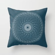 Ornament – Blossomsphe… Throw Pillow