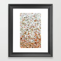 And The Wind Told The Tr… Framed Art Print