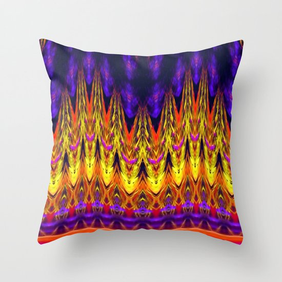 Magical Powers 2 Throw Pillow