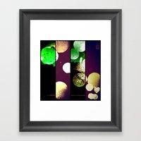 Many Moons 2 Framed Art Print