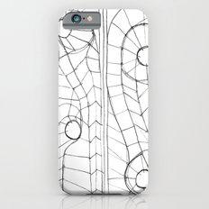 Original Sketch Series - Erosion Patterning iPhone 6 Slim Case